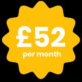 £52 per month